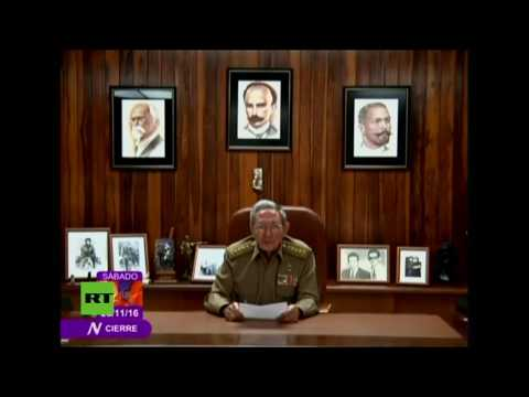 """""""Historia mnie uniewinni"""" - Fidel Castro nie żyje"""