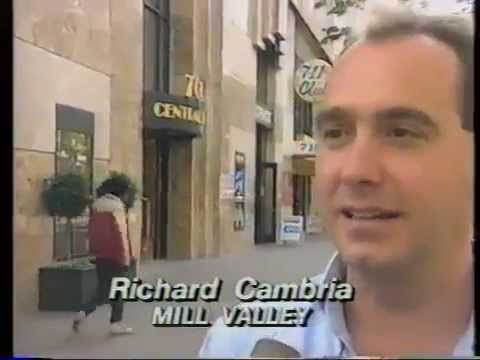 KPIX Loma Prieta Earthquake Coverage, October 18, 1989