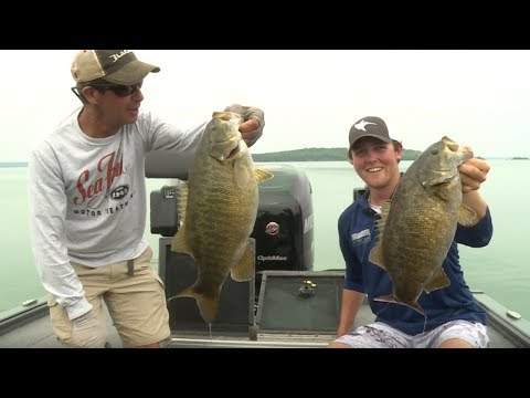 Full Episode - Lindner's Fishing Edge – Goin' Small For Smallies With Sport Fish Michigan