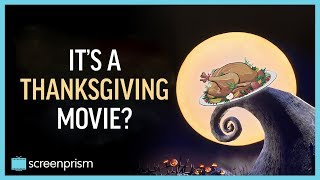 Why Nightmare Before Christmas is a Thanksgiving Movie