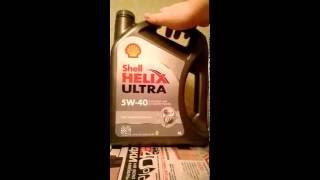 Shell Helix Ultra 5w-40 подделка (oilchoice.ru)(Ролик от пользователя Dimmi. Поддельное масло Shell. Лабораторный анализ и информация о том, как отличить поддел..., 2015-03-23T20:17:46.000Z)