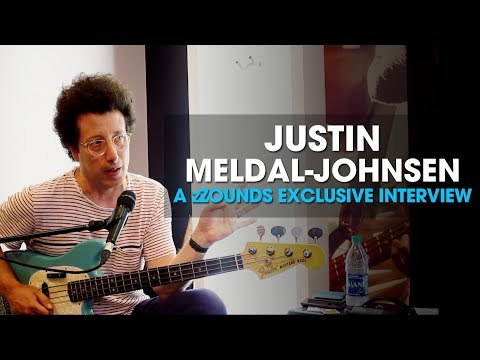 Justin Meldal-Johnsen Interview
