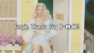 Fergie Tkanta Fuq Il-Ħalib!