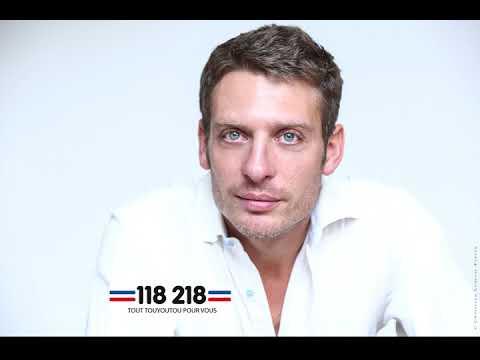 Vidéo Voix off de la pub TV 118218.Campagne nationale de six publicités.