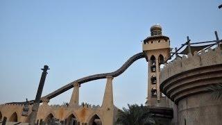 Wild Wadi Water Park in Dubai | Visit Wild Wadi Water Park Tour | Travel Videos Guide