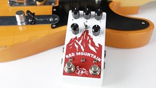 Swindler Effects Red Mountain Tremolo in Stereo
