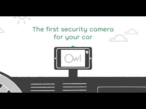 Owl camera watches over your ride from the inside | ZDNet