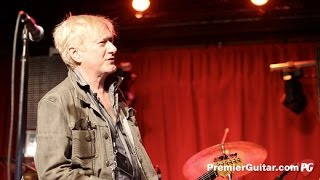 Rig Rundown - Gang of Four's Andy Gill
