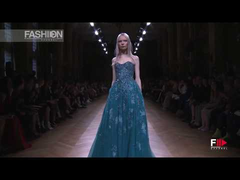 """TONY WARD"" Paris Haute Couture Autumn Winter 2014 Full Show HD by Fashion Channel"