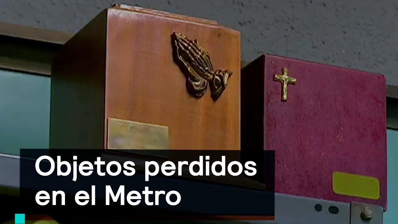 Qu hay en la oficina de objetos perdidos del metro las noticias con danielle youtube - Oficina de objetos perdidos ...