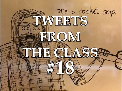 "Tweets From the Class #18: ""Wife Elbower"""