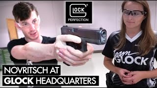 Shooting Drill Training with TEAM GLOCK