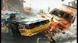 The Crew 2 new demolition derby car