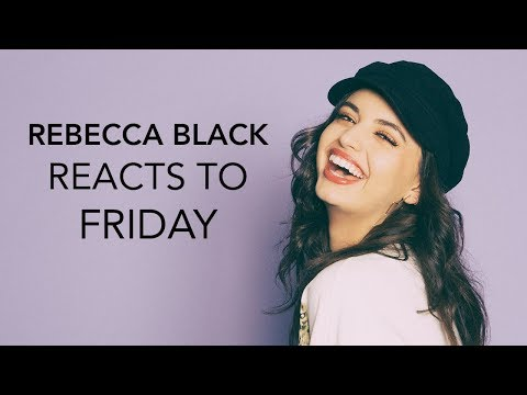 Rebecca Black Reacts To 'Friday' And Viral Videos