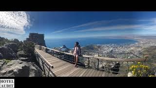 Южная Африка   Национальный парк Тейбл Маунтин   Столовая гора Table Mountain 9 1