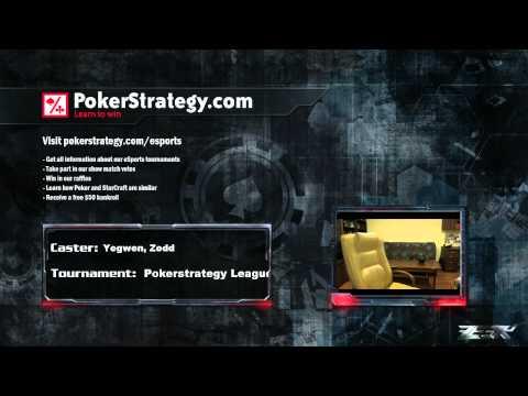 Poker Strategy League - Lucifron [T] Vs Morrow [Z]