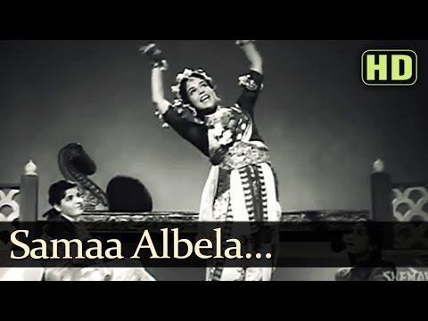 Samaa Albela - Balraj Sahani - Leela Naidu - Anuradha - Bollywood Songs - Lata Mangeshkar