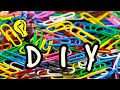 DIY PAPER CLIP CRAFT | Easy DIY EARRINGS MAKING| PAPER CLIP BEST USE| DIY with DOLL