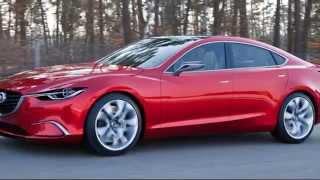 Mazda Takeri Concept 2011 Videos