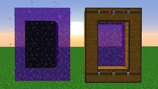 Minecraft   Cursed Images 07 (Chest Portal)