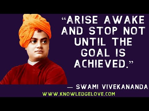Swami Vivekananda Quotes to Get Motivation in Life
