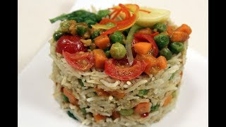 Thai Fried Rice | Sanjeev Kapoor Khazana