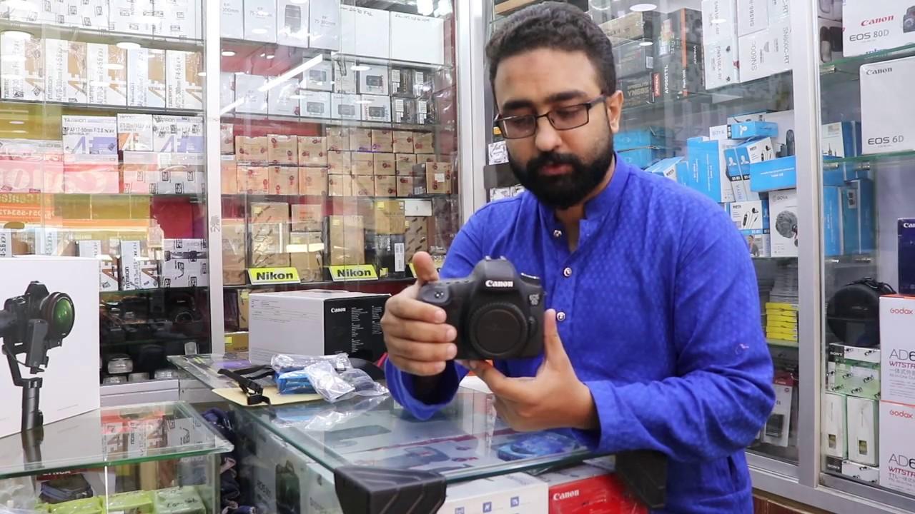 Canon 6D Used Dslr Camera in Pakistan Rawalpindi Karachi Camera Center