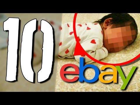 10 najdziwniejszych rzeczy sprzedanych online [TOPOWA DYCHA]