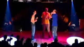 Roxorloops vs Joel Turner - Final C - 1st Beatbox Battle World Championship