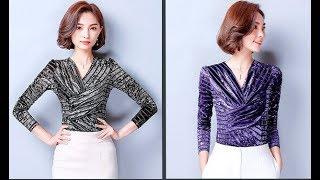👚❄💋Winter Lookbook/Warm Velvet Women