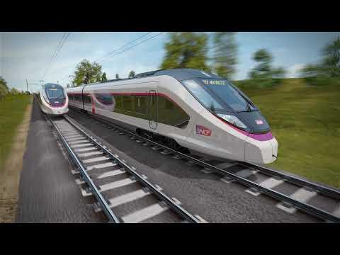 Commande de nouveaux trains Intercités