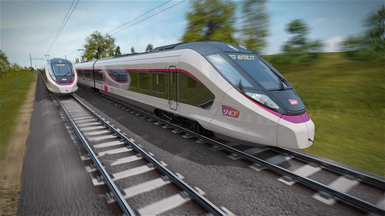 CAF Intercités - Matériel roulant ferroviaire - Le Web des Cheminots