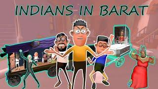 Indians in barat |TR
