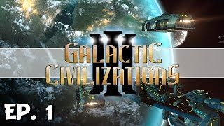 Galactic Civilizations 3 - Ep. 1 - The Space Squirrels! - Let
