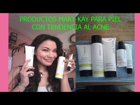 reseña productos mary kay para piel con tendencia al acne