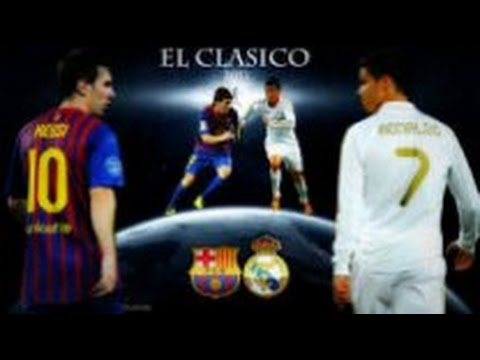 Download Crisiano Ronaldo Vs Lionel Messi   ALL Goals El Clasico  2015