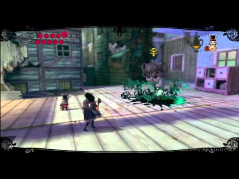 Alice: Madness Returns - Walkthrough (Part 56) |