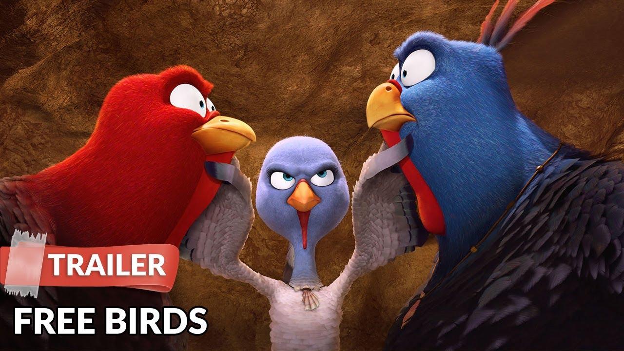Download Free Birds 2013 Trailer HD   Woody Harrelson   Owen Wilson