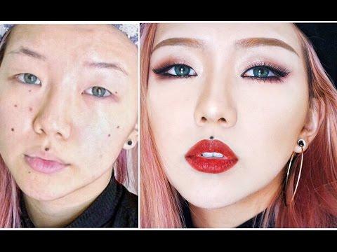 How Insta Guru Put Her Face On - Winter/Autumn Fall Glam // Vivekatt
