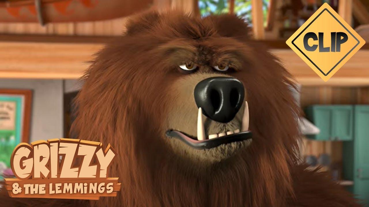 Download Le nouveau garde du corps de Grizzy !- Grizzy & les Lemmings