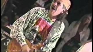 Carlos Santana - Luz Amor Y Vida - Woodstock 1994