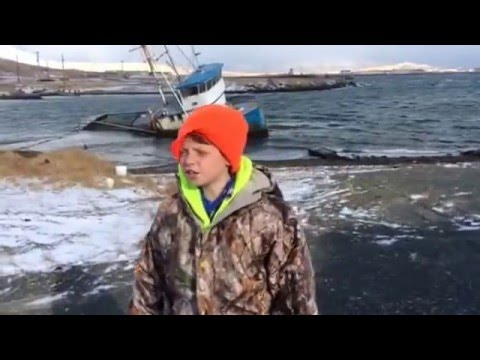 Caribou hunting in Adak Alaska part1