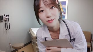 ASMR   Japanese ASMR Doctor Roleplay