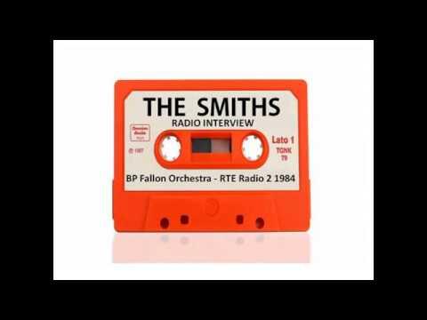 The Smiths Radio Interview Dublin 1984
