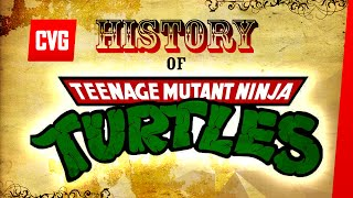 TMNT - Complete History of Teenage Mutant Ninja Turtles