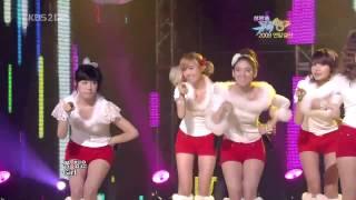 So Nyeo Shi Dae Snsd - Gee Christmas Live HD720