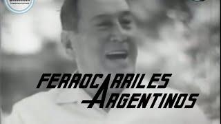 Perón habla sobre la estatización de los Ferrocarriles y los Servicios Públicos