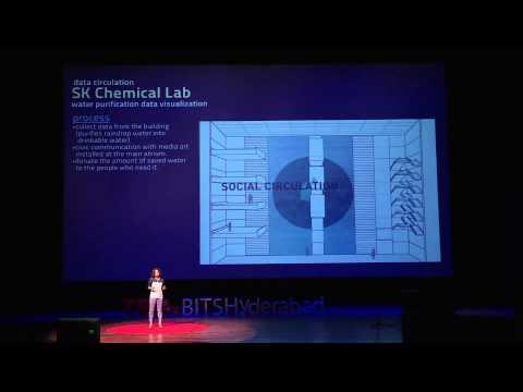 Visualizing data for the new age | Sey Min | TEDxBITSHyderabad