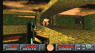 vuclip Final Doom PS1 Gameplay Part One of Two