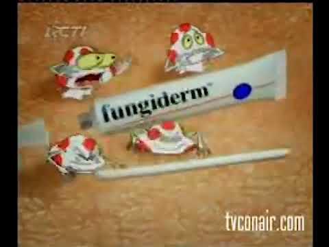 Iklan Fungiderm (Langka) - (2004 - 2006)